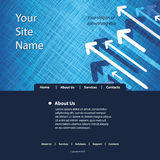 Website Template Vector Stock Photos