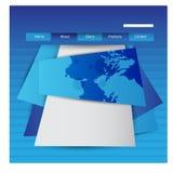 Website templete Stock Photography
