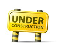 Free Website Under Construction Royalty Free Stock Photo - 20676065