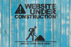 Free Website Under Construction Stock Image - 97065901
