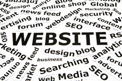 Free Website With Other Related Words Stock Images - 22122464