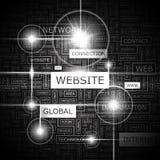 WEBSITE Stock Photography