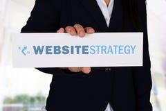 Websiteontwerper stock fotografie