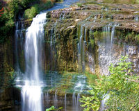 Webster�s Falls � Niagara Escarpment Royalty Free Stock Photography
