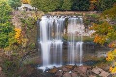 Webster faller Ontario, Kanada Arkivfoto