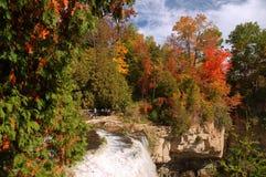 Webster Falls (2) Stock Images