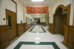 Webster Groves High School Stock Photo
