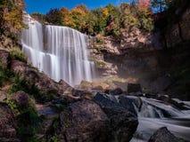 Webster's Falls, Dundas, Ontario Royalty Free Stock Photo