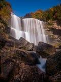 Webster's Falls, Dundas, Ontario Stock Photos