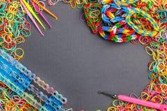 Webstuhlbänder Lizenzfreie Stockfotografie