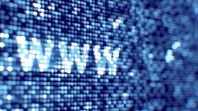 Webtechnologie Royalty-vrije Stock Foto