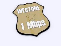 WebZone II Royalty Free Stock Image