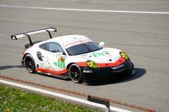WEC Porsche 911 RSR in Monza Stock Foto