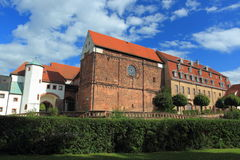 Wechselburg Priory Royalty Free Stock Images