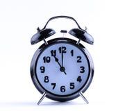 Wecker mit elf Uhr Stockfotos