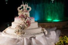 Wed Cake Stock Image