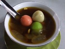 Wedang Ronde Photos stock