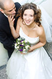 Wedded Stock Photo
