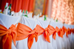 Weddind decoration Stock Photography