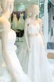 Weddind dress Royalty Free Stock Images