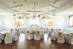 Wedding банкет Стоковое Изображение