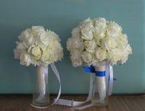 wedding букет 2 стоковое фото