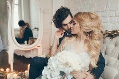 Wedding в европейском стиле Стоковые Изображения RF