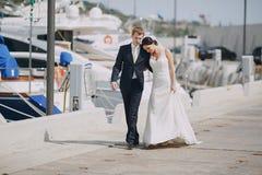 Wedding в Одессе; Стоковая Фотография RF