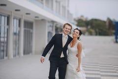 Wedding в Одессе; Стоковые Фотографии RF