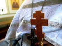 Wedding в русской церков Стоковое фото RF