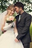 День свадьбы Стоковое Изображение
