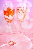 Wedding комплект Стоковые Изображения RF