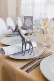Wedding пустая карточка Стоковое Фото