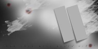Wedding цифровая предпосылка альбома Стоковые Фотографии RF