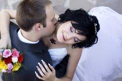 wedding чудесный Стоковое Фото