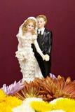 куклы wedding стоковые изображения