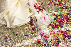 After The Wedding Royalty Free Stock Photo