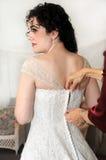 Before the Wedding Stock Photo