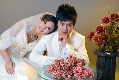wedding Royaltyfria Foton