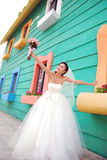 Wedding. A series of wedding pictures Royalty Free Stock Photography