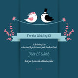 Wedding vector illustration