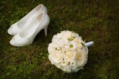Wedding accesories Stock Photos