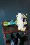 Wedding accessories Stock Photo