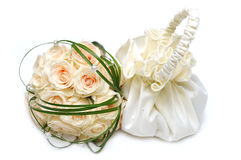 Wedding accessory Stock Photography