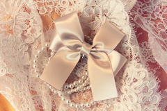 Wedding accessory Royalty Free Stock Image