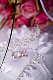 Wedding ainda a vida fotos de stock royalty free