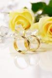 Wedding ainda a vida imagens de stock