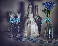 Wedding ainda a vida Fotos de Stock