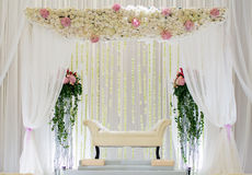 Wedding Altar or dais Royalty Free Stock Photography