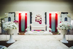 Wedding Altar Stock Photography